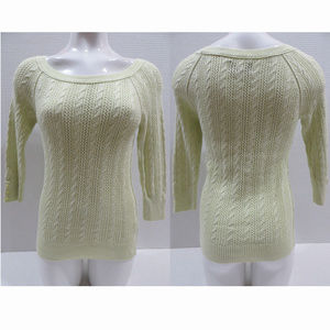 American Eagle sweater Medium mixed knit